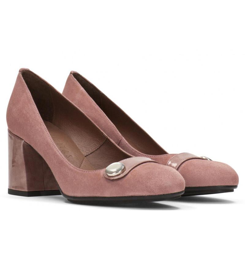 Zapato - Hispanitas - 35, Rosa
